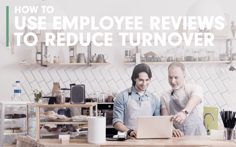 employee reviews to reduce turnover